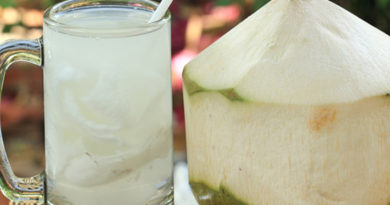 10 Reasons Why You Should Drink Coconut Water Regularly