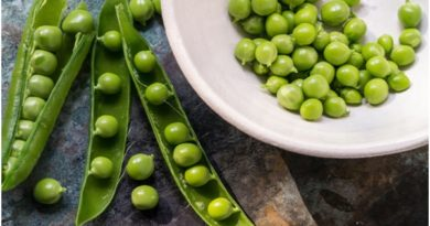 Amazing Health Benefits Of Peas