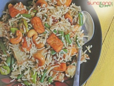 Awadhi Vegetable Pulao Recipe
