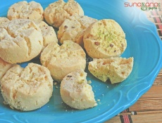 Besan Ki Nan Khatai Recipe Without Oven