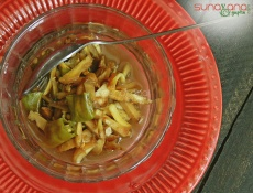 Ginger And Black Pepper Pickle Recipe- NO OIL