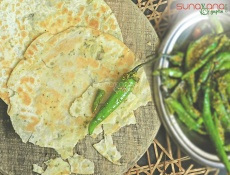 Methi Khakhra Recipe