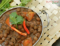 Punjabi Chole Recipe | Instructions to make punjabi chole