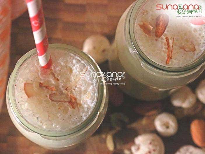 Dry Fruit Milkshake Recipe - Top on the list of Healthy Shakes