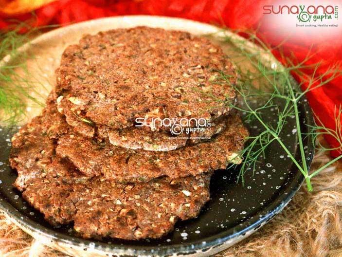 Multigrain Gobhi Thalipeeth Recipe