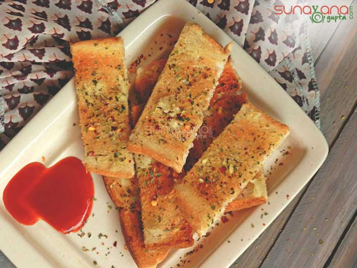 homemade-garlic-bread-recipe-432