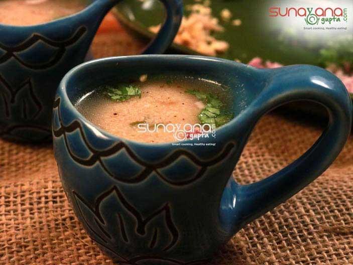 Ragi Kanji | Salty Ragi Malt